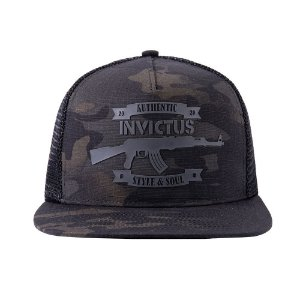 Boné Thunder Invictus Multicam Black