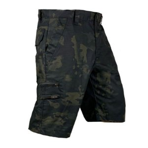 Bermuda Tática Hunter Multicam Black Bélica