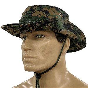 Chapéu Tático Boonie Hat Marpat Bélica