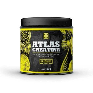 Atlas Creatina Iridium 150g