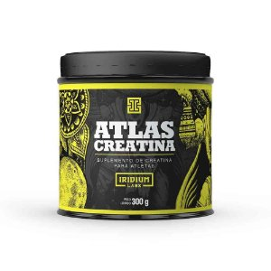 Atlas Creatina Iridium 300g