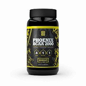 Phoenix BCAA 2000 Iridium Labs 120 comprimidos