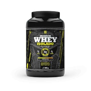 Whey Protein Isolado 900g Iridium Labs