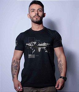 Camiseta Squad T6 Magnata 556 Nato American Guns
