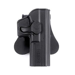 Coldre Destro Tarântula OWB Plataforma Glock Standard Invictus
