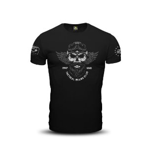 Camiseta Beard Club Casa Das Armas