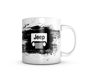 Caneca jeep Off Road 4x4