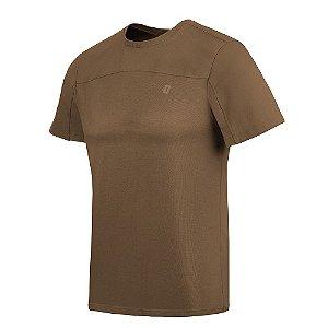 Camiseta de Combate Infantry Invictus Marrom Apache