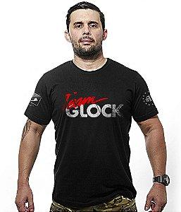Camiseta Team Glock EUA