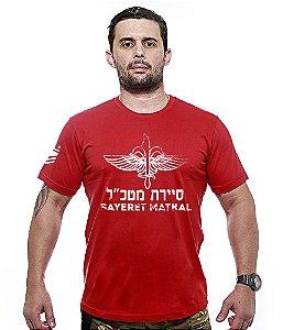 Camiseta Sayeret Matkal Israel Defence