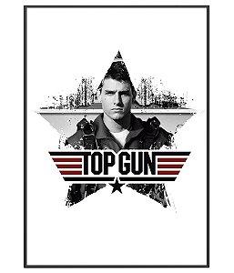 Poster Militar Temático Top Gun