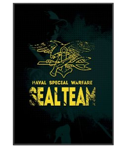 Poster Navy Seals Special Warfare