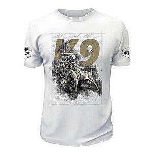 Camiseta Tactical Fritz K9 Concept