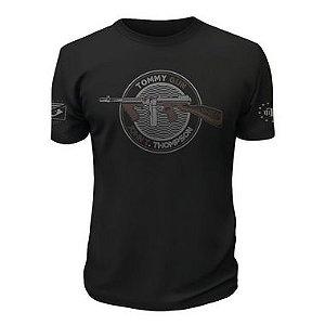 Camiseta Tactical Fritz Tommy Gun John T. Thompson