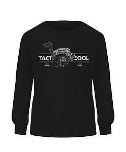 Casaco Básico Tactical Fritz Urban Vintage Tacti Cool