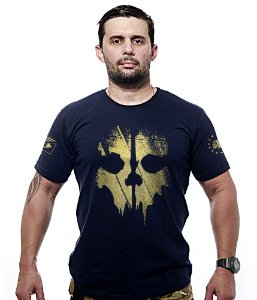 Camiseta Ghosts Gold Line