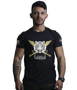 Camiseta Militar Operações na Selva