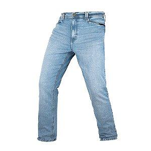 Calça Jeans Nation Azul Artico Invictus