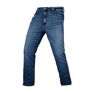 Calça Jeans Nation Azul Glacial Invictus