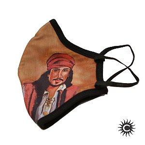 Máscara de Proteção - Cigano
