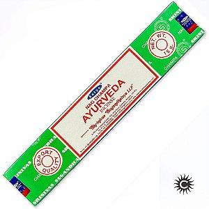 Incenso - Satya Nag Champa - Ayueveda