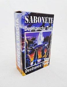 Sabonete - Desmancha Tudo