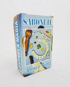 Sabonete - Vence Tudo