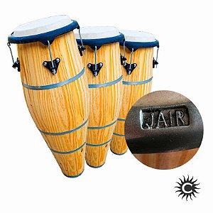 Atabaque - Jair - Aro Especial - Jogo -Trio