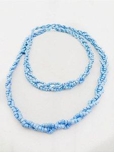 Brajá - Azul Claro 3 Fios