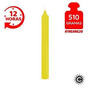 Vela - 12 horas - 510G - Amarela