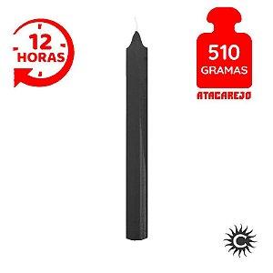 Vela - 12 horas - 510G - Preta