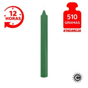 Vela - 12 horas - 510G - Verde