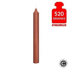 Vela - Palito - 520G - Especial - Bronze