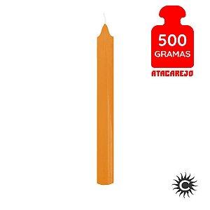 Vela - Palito - 500G - Laranja