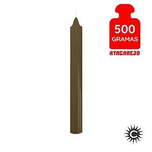Vela - Palito - 500G - Marrom