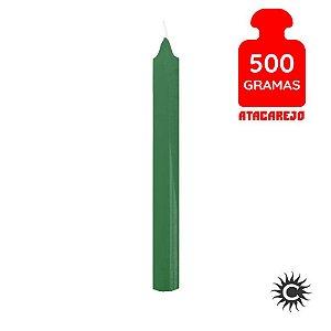 Vela - Palito - 500G - Verde