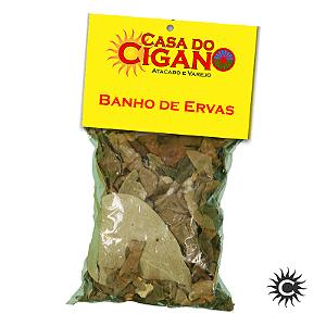 Banho De Ervas - Barba De Bode
