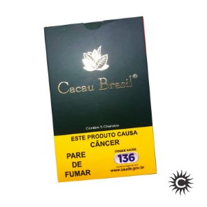 Charuto - Cacau Brasil - Tradicional - Caixa com 5 unidades