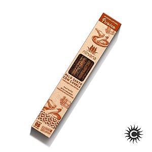 Incenso - Natural Nirvana Premium Palo Santo com Canela