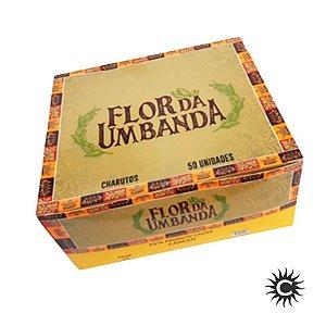 Charuto - Flor da Umbanda - Caixa 50 Unidades