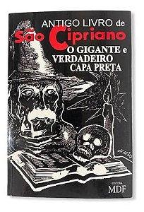 Livro  - São Cipriano Capa Preta