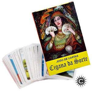 Tarô - Cigana Da Sorte