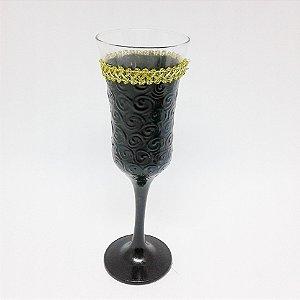 Taça - Luxo Preta