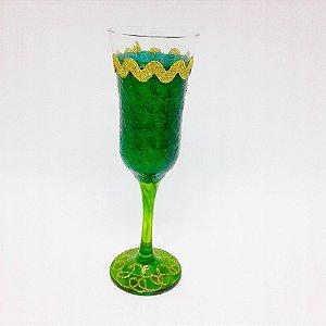 Taça - Luxo Verde