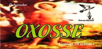 Defumador - Oxosse