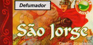 Defumador - Ogun São Jorge