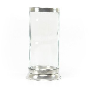 Copo - Vela 7 dias Vidro Aluminio