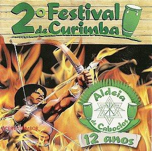 CD - 2 Festival de Curimba