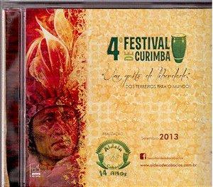 CD - 4 Festival de Curimba