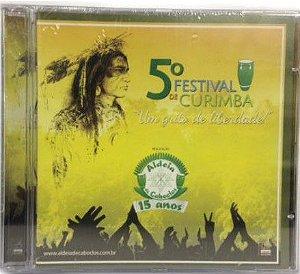 CD -  Festival de Curimba